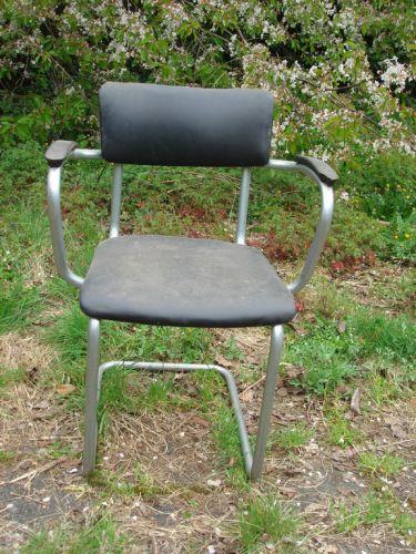 Opknap chroombuis stoel