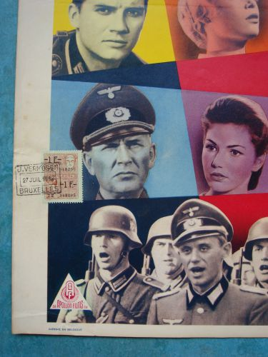 "Film poster ""Fabriek Der Officieren"""
