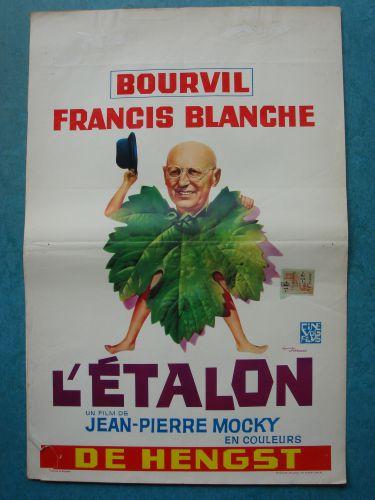 "Film poster ""De Hengst"""