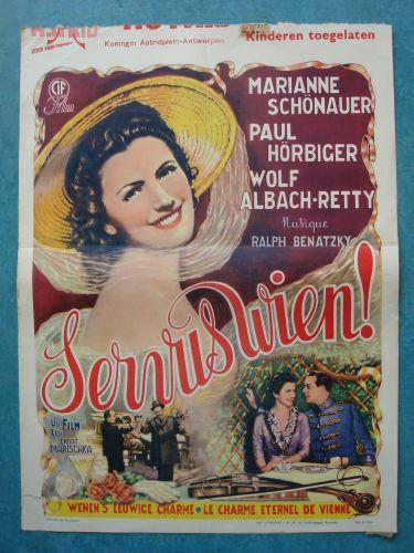 """Film poster """"Wenen's Eeuwige Charme"""""""