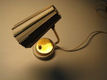 Bureaulamp uit jaren '50