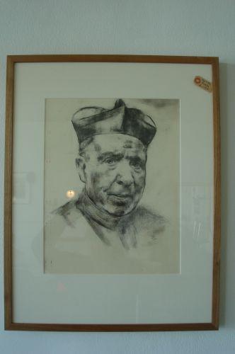 Anton Pieck Portret deken