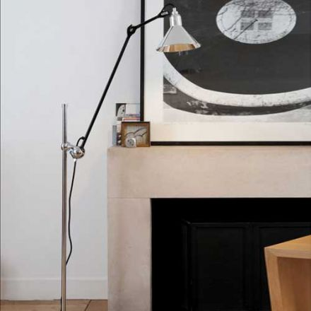 Lampe Gras Vloerlamp No 215