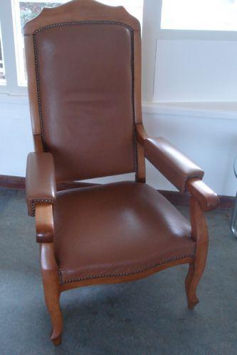 Voltaire fauteuil 2x