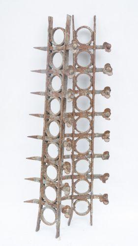 Smeedijzeren ornament (dezaak)