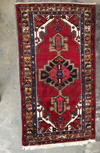 Perzisch tapijt 127x233cm
