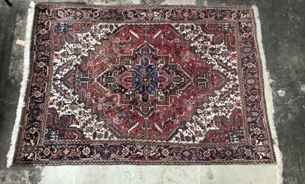 Perzisch tapijt 278x188cm