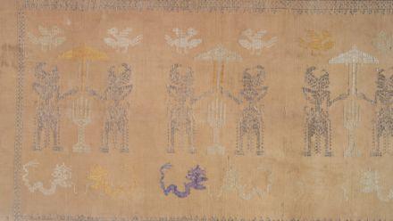 Antiek borduurwerk