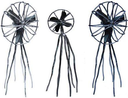 floor fan 3 x