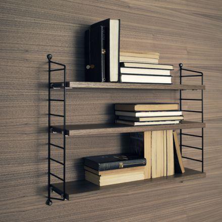 String pocket - kleine hangende boekenkast