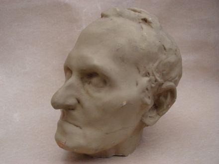 Dodenmasker ± 1900