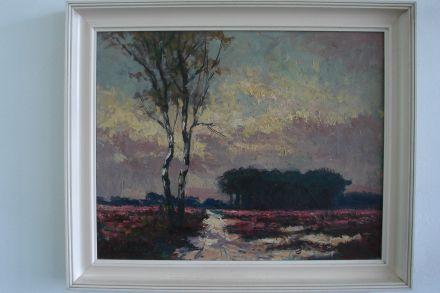M.  van Hoppe Landschap