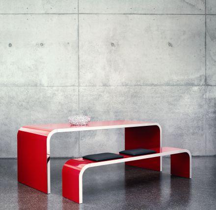 Müller Highline tafel en bank (dezaak)