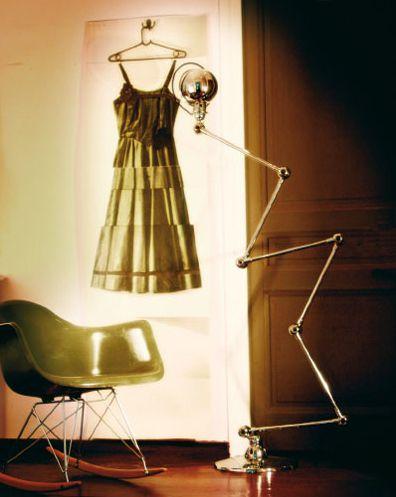 Jieldé vloerlamp loft D9406