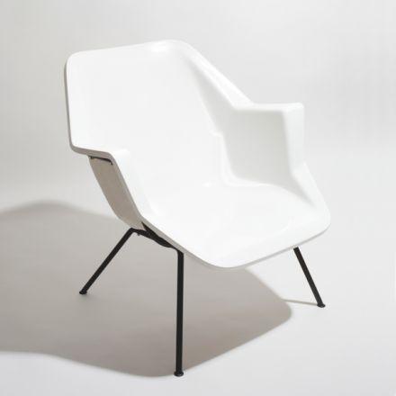 Gispen 416 fauteuil van Andre Cordemeyer