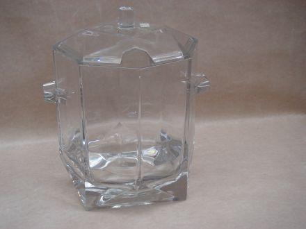 Kristallen bowlpot  Villeroy & Boch 1960