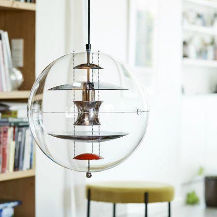 Globe hanglamp Verner Panton