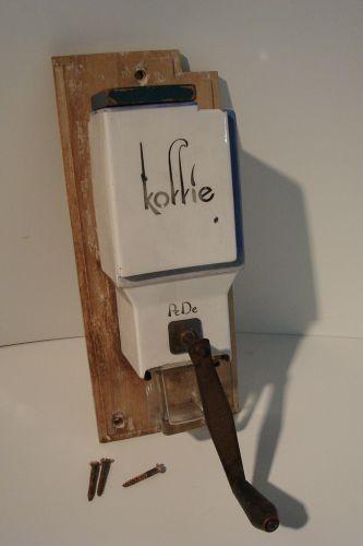 Keramische Pede koffiemolen