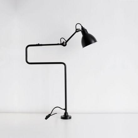 Tafellamp No. 211/311 van Lampe Gras