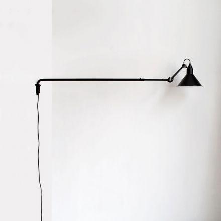 Lampe Gras tafellamp muurlamp No 213