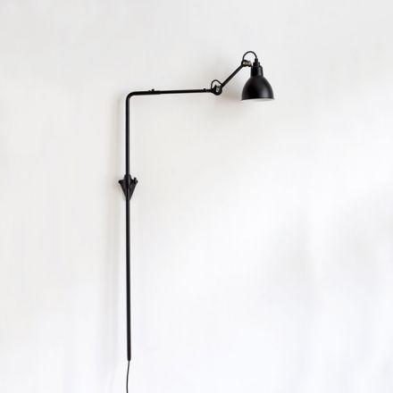 Wandlamp muurlamp No. 216 van Lampe Gras