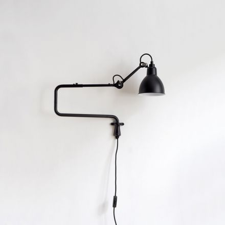 Wandlamp muurlamp No. 303 van Lampe Gras