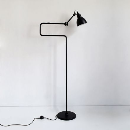 Vloerlamp No 411 van Lampe Gras