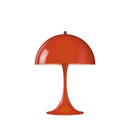 Louis Poulsen Panthella MINI tafellamp - rood