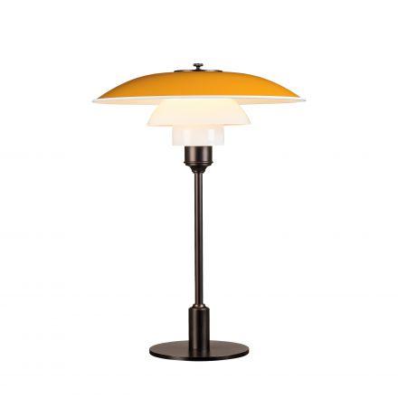Louis Poulsen PH 3½-2½ tafellamp - geel