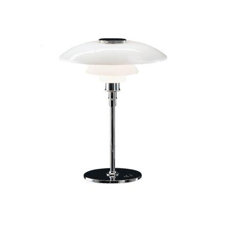 Louis Poulsen PH 4½-3½ GLAS tafellamp