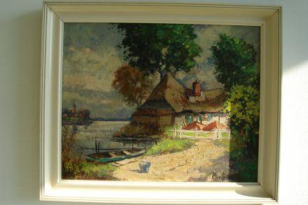 M. van Hoppe boerderijerf