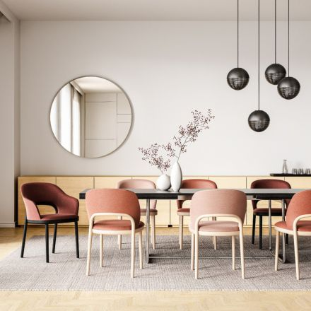 Thonet S1071 tafel