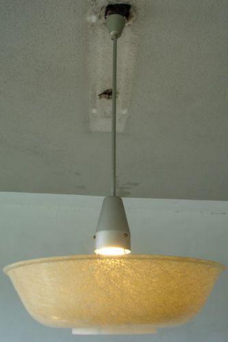 Zeldzame Philips hanglamp jaren '50