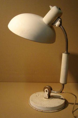 originele jaren 30 bureaulamp Hala