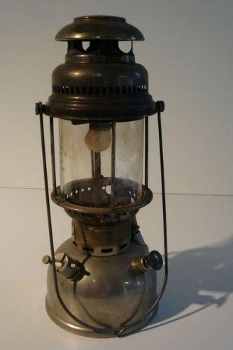 Petromax Rapid petroleumlamp staand