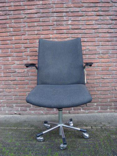 bureaustoel Gebr. de Wit Schiedam