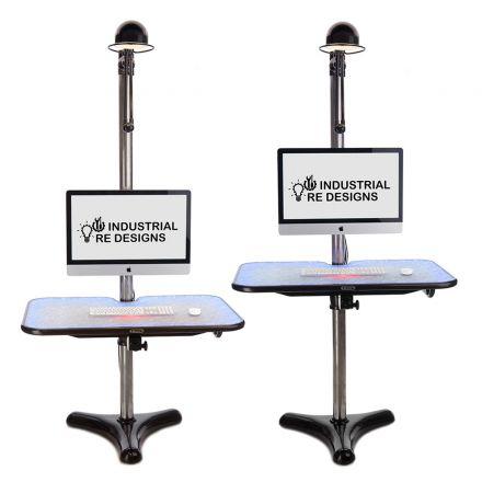 Sta-zit werk bureau/presentatie tafel