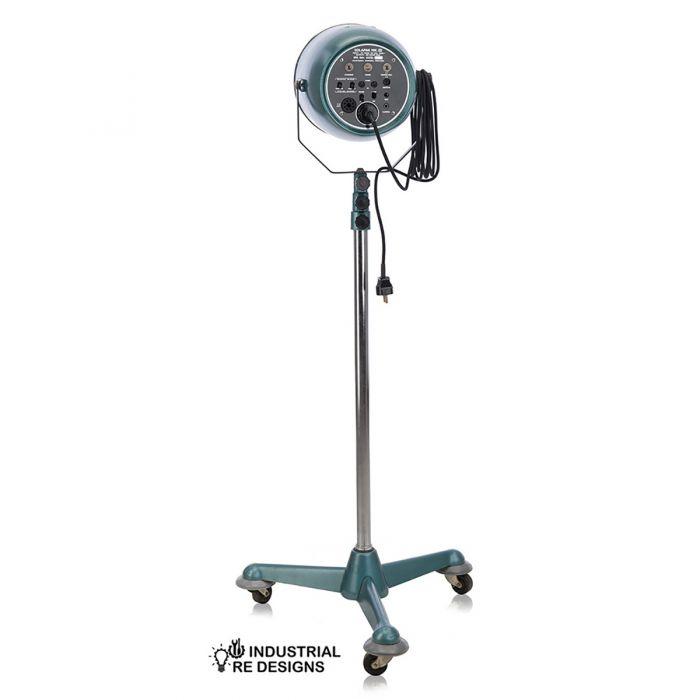 Vloerlamp flitskop spotlamp
