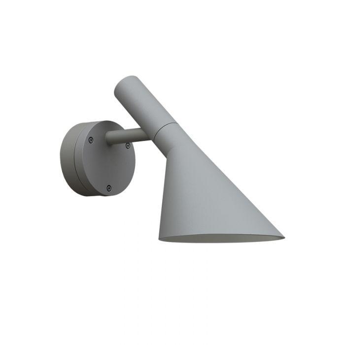 Louis Poulsen AJ 50 OUTDOOR buitenlamp - aluminiumkleur
