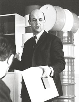 Avant-gardist Martin Visser