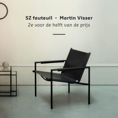 60 jaar SZ fauteuil  :  2e voor de helft!