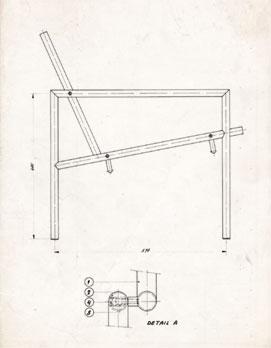 SZ fauteuil: het ontwerp